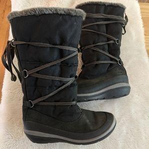 Timberland fleece lined boots 7.5